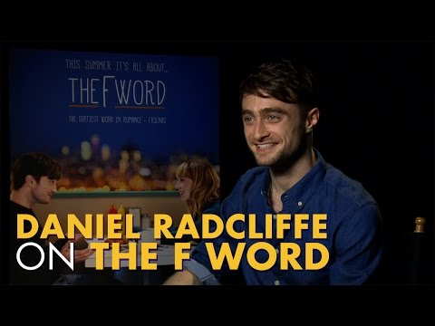 Daniel Radcliffe Raps Eminem and Talks The F Word
