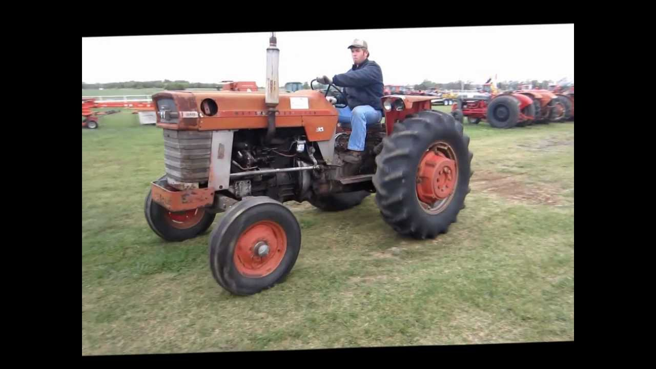 massey ferguson 165 tractor for sale sold at auction. Black Bedroom Furniture Sets. Home Design Ideas