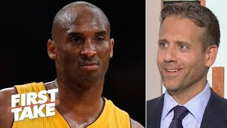 Kobe destroyed the Lakers' chances of winning in the 2010s - Max Kellerman | First Take