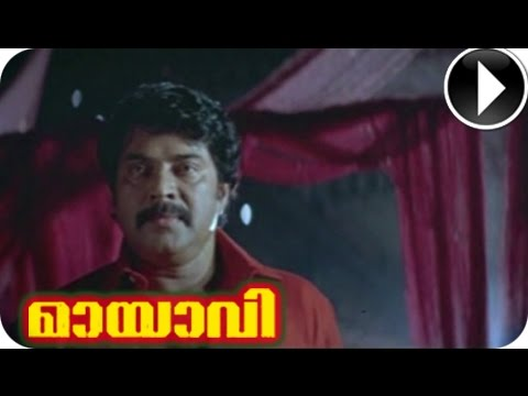 Malayalam Movies - Mayavi - Mammootty Action Scene - 22 Out...
