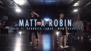 Matt X Robin J Rock Ft Kendrick Lamar Wow Freestyle Snowglobe Perspective