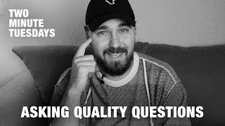 Quality Questions Lead To Quality Photos | Two Minute Tuesday | Nick Exposed