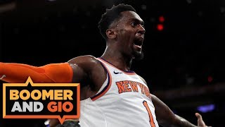 """Hey Durant, STOP talking about the Knicks!"" 
