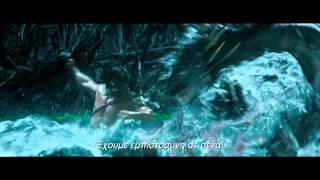 Hercules /Ηρακλής trailer με ελληνικούς υπότιτλους