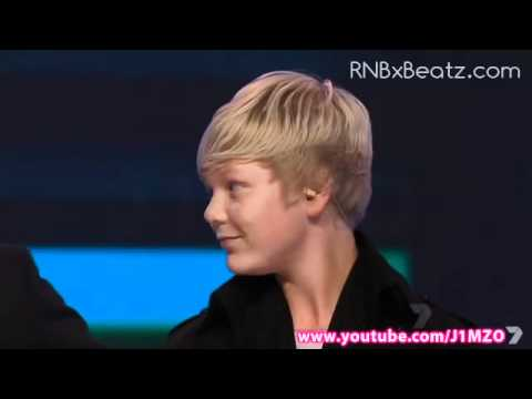 Jack Vidgen - Australia's Got Talent 2011 Semi Final! - FULL Music Videos