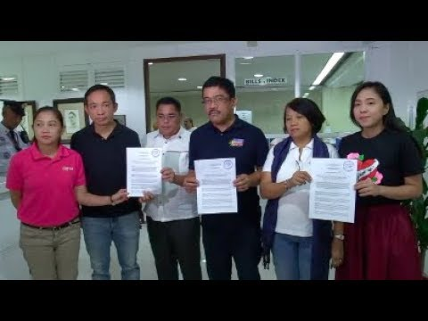 Makabayan bloc seeks probe of trumped-up cases vs activists, peace consultants