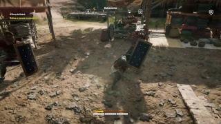 Assassin's Creed Origins - Missão Principal