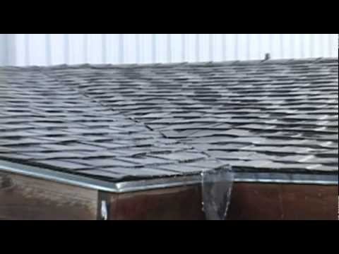 GAF Roofing - Weather Testing