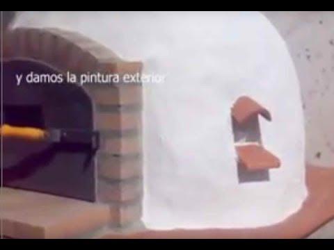 Horno de leña en Valencina (paso a paso)