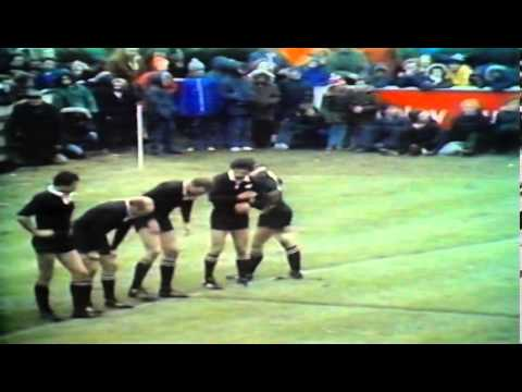 1979 Rugby Union Match: Northern Division Vs New Zealand All Blacks (BBC Rugby Special Highlights)