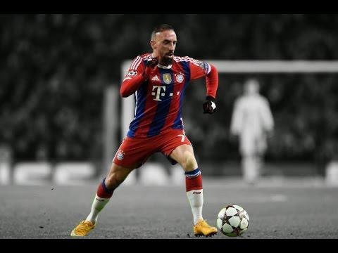 Franck Ribéry ● Goals, Skills, Tackle - Bayern München 2014/2015