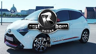 Toyota Aygo 1.0 x-cite 1 Test 2018
