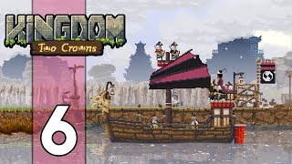 WELCOME TO THE FOURTH LAND, HELLO BEAR - Kingdom Two Crowns Gameplay: Part 6
