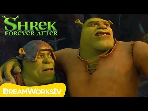DreamWorks' 'Shrek Forever After' Clip - Welcome to the Resistance