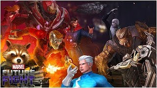 THE MOST *POWERFUL* SKILLS... (Why isn't Hyperion?)  - Marvel Future Fight