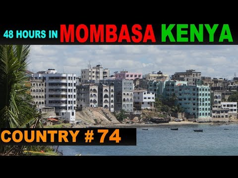 A tourist Guide to Mombasa, Kenya