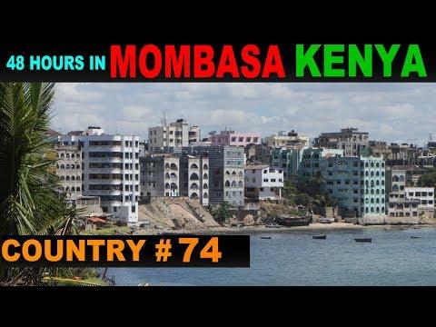 A tourist Guide to Mombasa, Kenya