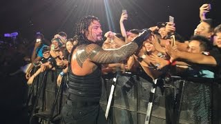 Roman Reigns' message at WWE Live China 2016