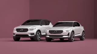 Volvo Concept 40.1 and 40.2 (Volvo Cars presentation)