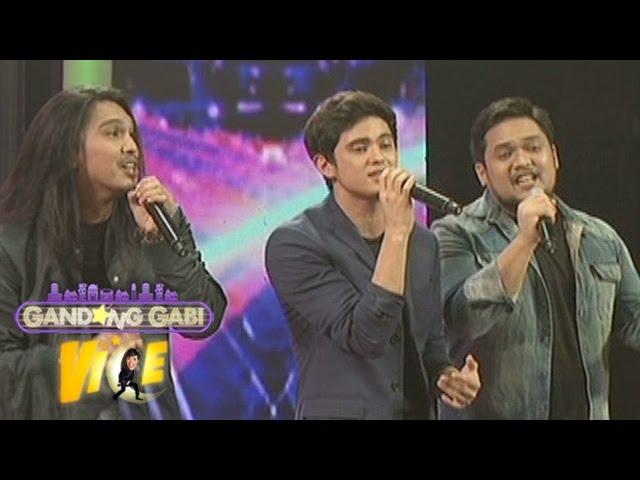 GGV: James serenades Nadine with Paeng, Benj