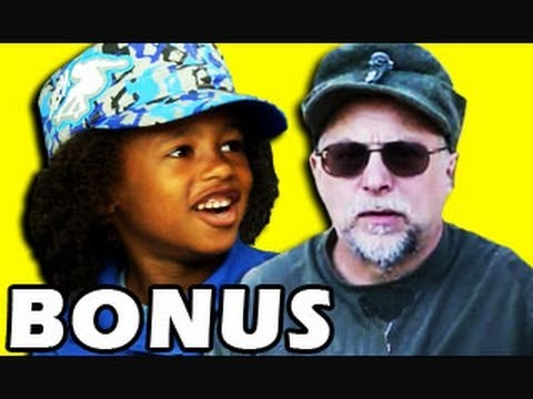 BONUS - KIDS REACT TO CHUCK TESTA