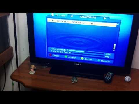 Azamerica S810b Clon Canales Libres Sin Dongle Temporal