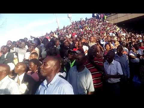 President Uhuru, Dp Ruto In Kiambu, Kabogo Humilated