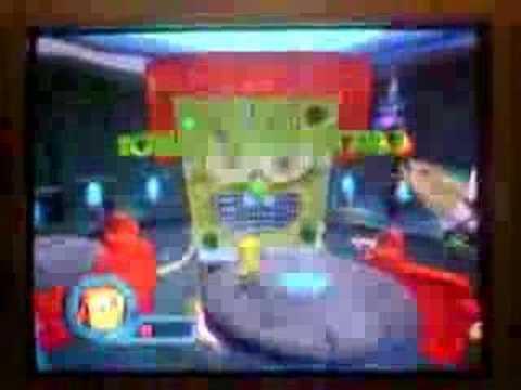 SSBFB Boss 3# Spongebob Steelpants