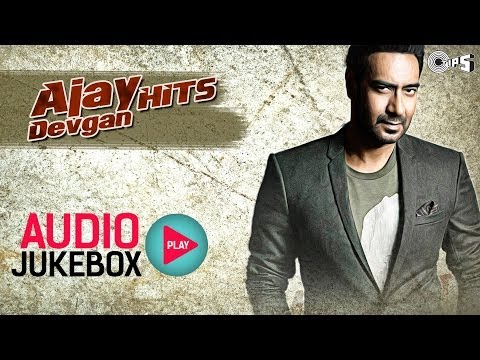 Ajay Devgan Bollywood Hits Non Stop - Audio Jukebox | Full Songs...