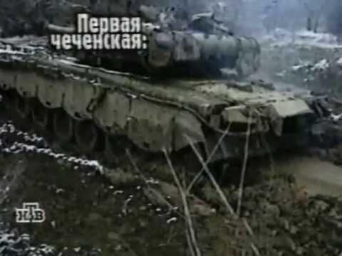 Война в Чечне глазами контрактника