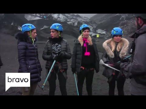 RHOC: The OC 'Wives Hike Glaciers in Iceland (Season 12, Episode 16) | Bravo thumbnail