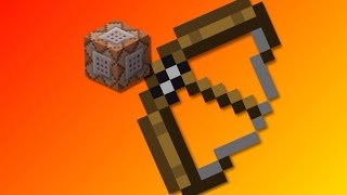 Minecraft One Command Block Creation | Elemental Weapons!