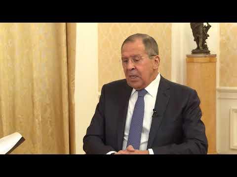 Интервью С.Лаврова сербскому информагентству «БЕТА»