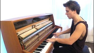 Download Lagu Charlie Puth - How Long (Piano Cover) by Peter Buka Gratis STAFABAND