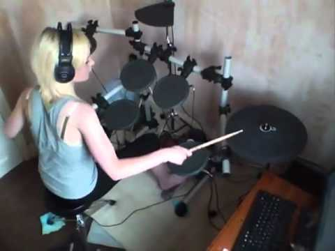 Kesha - Tik Tok (Drum Cover)