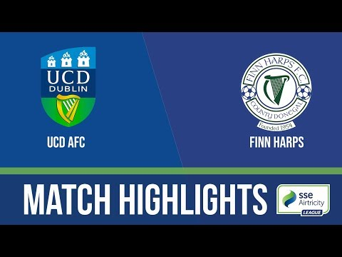 GW24: UCD 1-0 Finn Harps