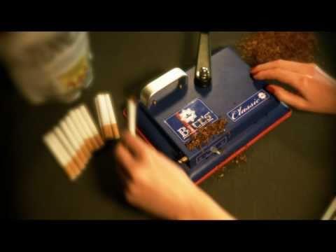 Bill`s Classic - Najszybsza Ręczna Nabijarka Do Papierosów
