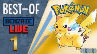 [BEST-OF BENZAIELIVE] Pokémon Jaune ! #1