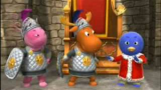 Backyardigans V/S The Big Boss