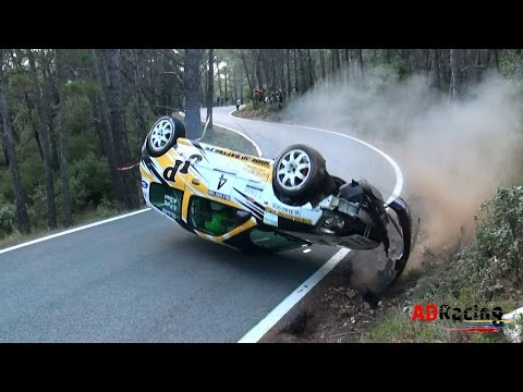 Rally Ciutat de Valls 2016 | Crash & Full Attack | ADRacing