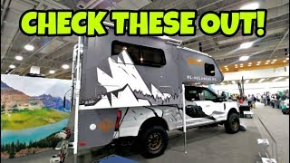 LANCE Trailers and Truck Camper RVs! My Opinion on accurate information!
