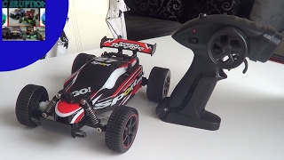 Red RC Buggy Review, Features and Test Drive.