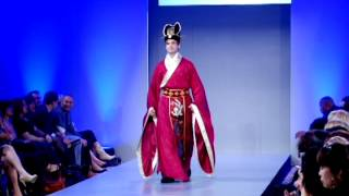 Han Fu - Han Couture Grace Chen New York Fashion week 2011-09 Tang Dynasty-Han Couture For Man