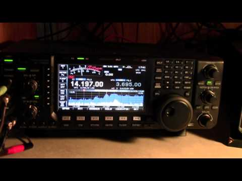 VK6ANC  Zeljko Long Path 16,700 Miles  On a ICOM  IC-7600