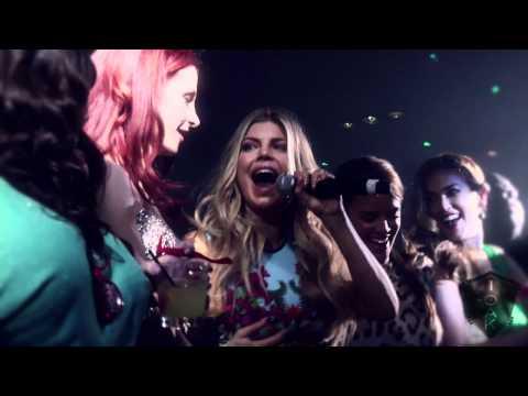 Fergie Celebrates Her Birthday at 1 OAK Nightclub on March 30, 2012