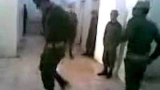 Gaddafi soldiers dancing with music from Alpha Blondy