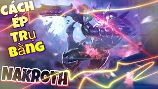 LIÊN QUÂN MOBILE | Bạn đã biết cách ép trụ đối phương ở giai đoạn đầu game bằng NAKROTH chưa?