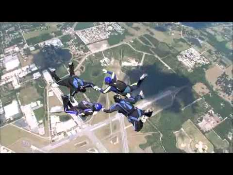 Florida Skydiving League May 2013 - DeLand Bees