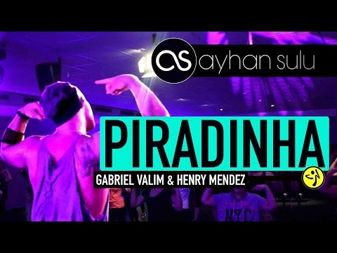 A. Sulu presents PIRADINHA Gabriel Valim Henry Mendez