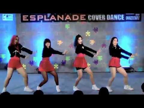 140518 Misstarn cover miss A - Intro + Bad Girl Good Girl Esplanade...